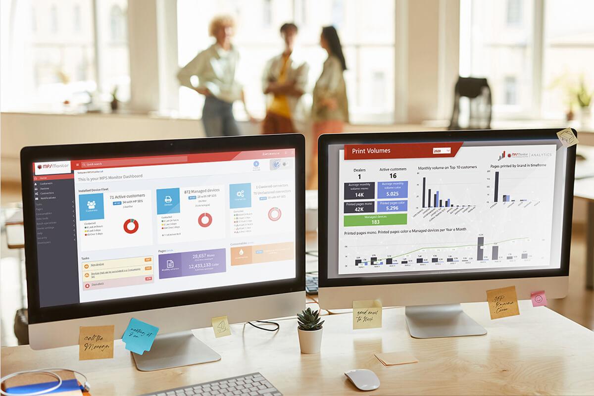 Mps Monitor Microsoft Power BI